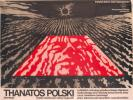 Plakat Thanatos polski