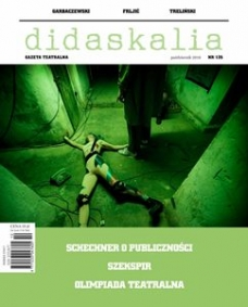 "Gazeta Teatralna ""Didaskalia"" nr 135/2016"