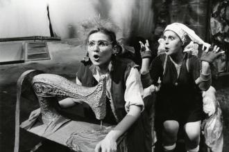Od lewej: Grażyna Błęcka-Kolska, Jolanta Kurach