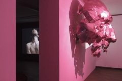 Zdjęcie z wystawy Krzysztofa Garbaczewskiego Badania terenowe