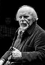 Na zdjęciu: Ludwik Flaszen, fot. Karol Jarek